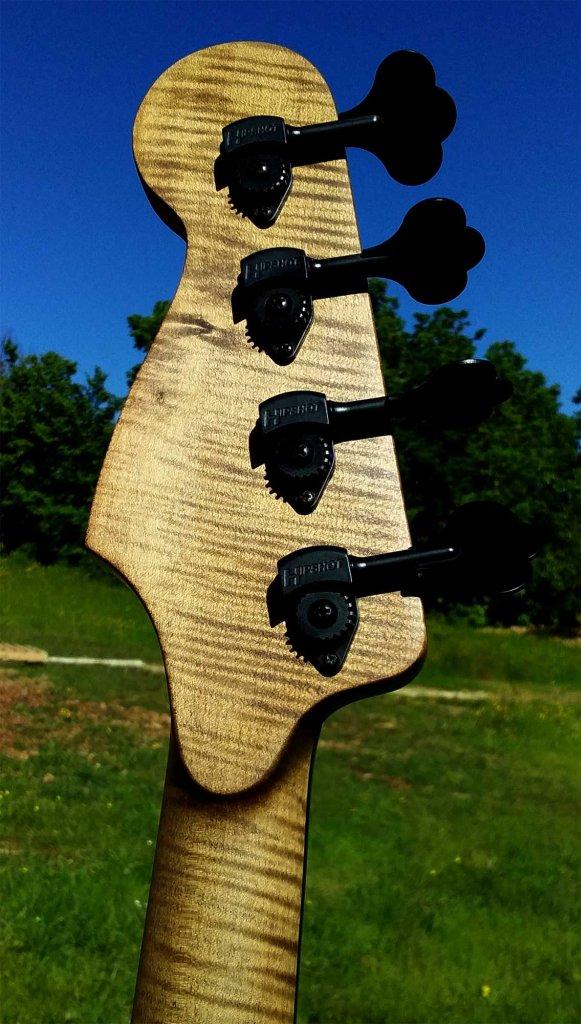 custom-made bass