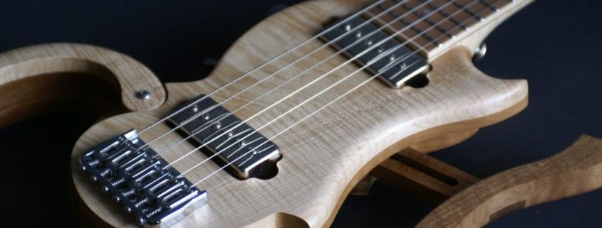 bonne guitare de voyage