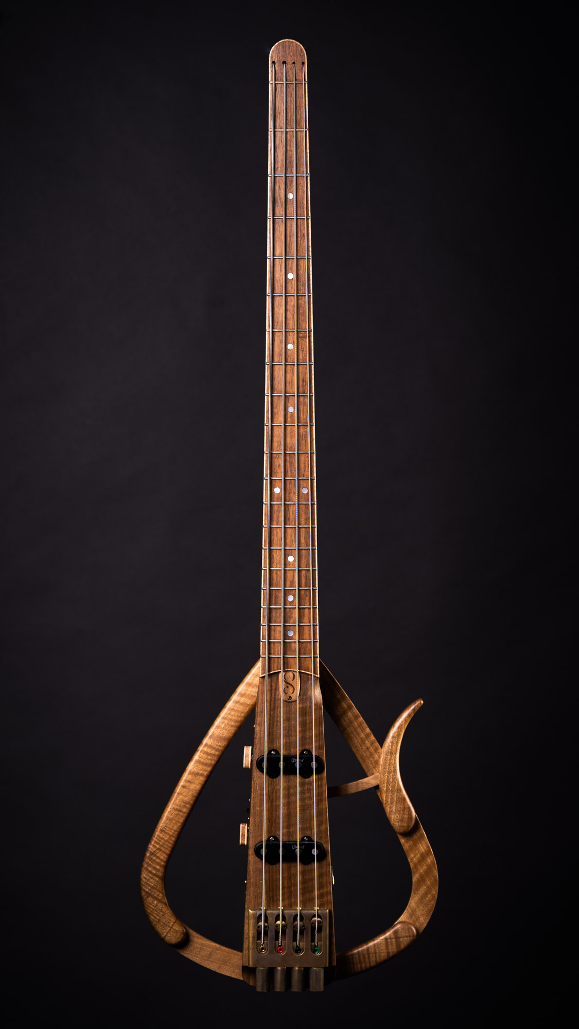 basse de voyage- dragonfly- travel bass
