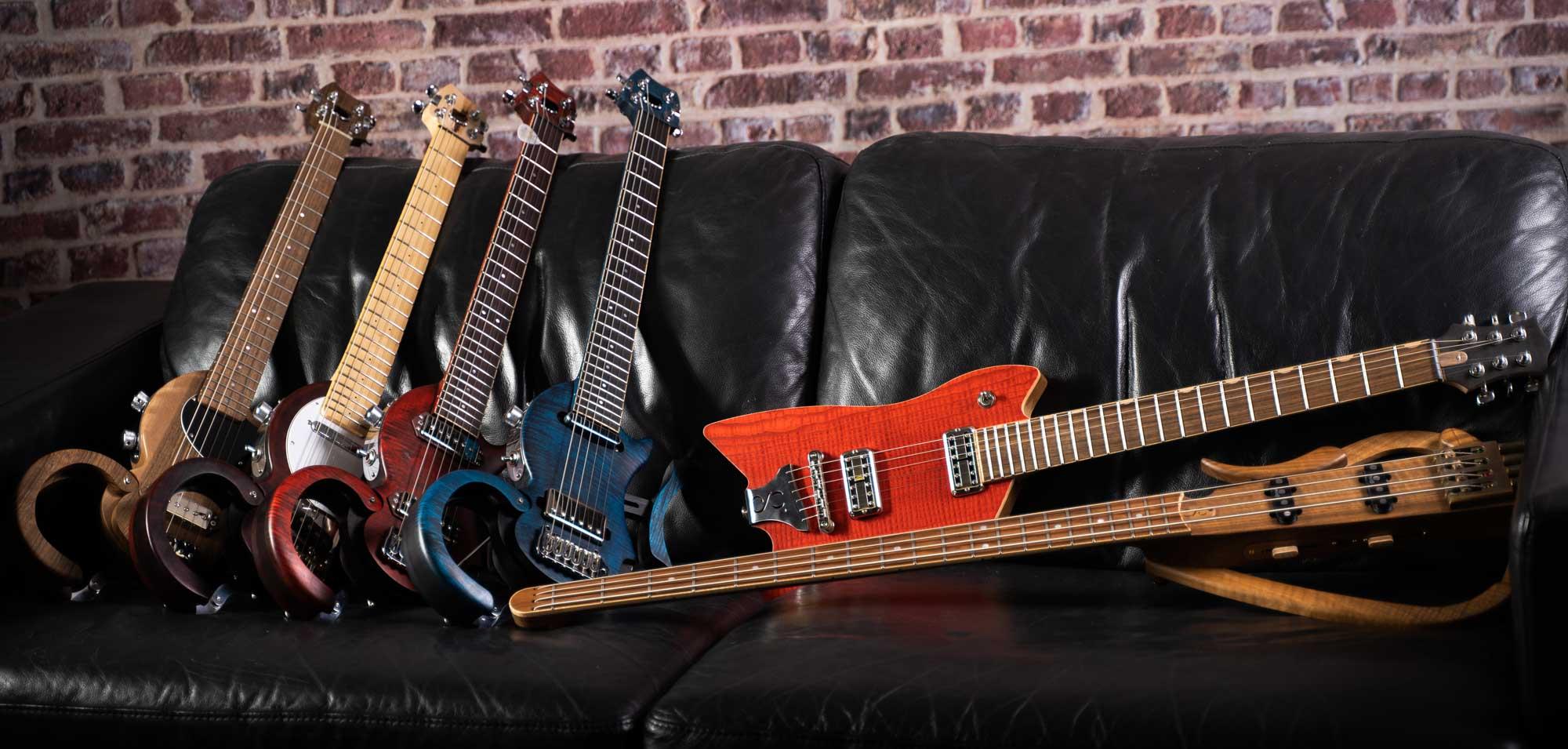 guitares de voyage