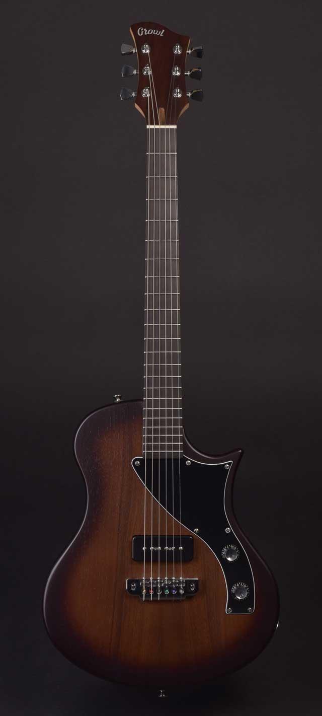 guitare-électrique-growl-model-one