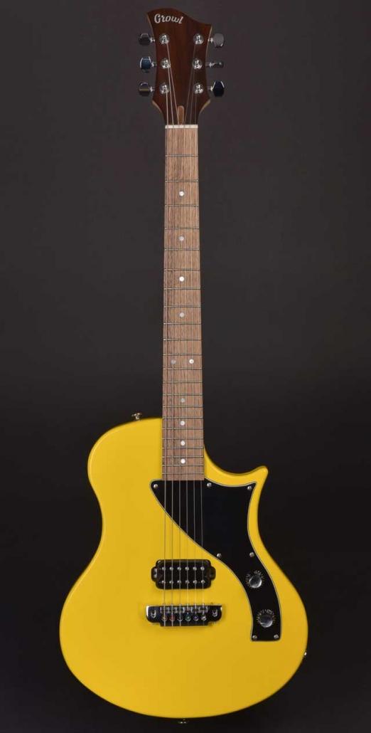 guitare growl